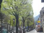 Luchon High St