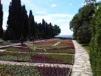 Balchick Palace Botanical Gardens
