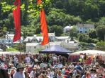 Music, art and book festivals to explore