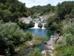 Le Gurne del Fiume Alcantara - distanti 20min. - Possibili escursioni guidate per gli Ospiti