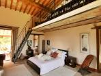 Luxury Villa Forconi: Bedroom
