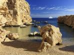 Beautiful Nature, Clear Waters and Sandy Beaches