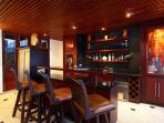 Bar / Games room / Entertainment Area