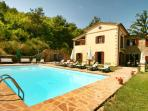 Villa Forconi: Luxury house: House and pool