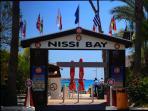 Nissi Bay.