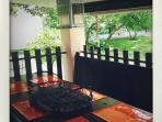 La veranda di Casa La Ghianda