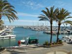 Mini Puerto Banus right on your doorstep where families can all enjoy the festivities.