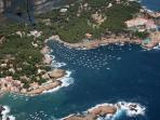 Calas de Cap Sa Sal