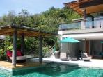 The pool sala