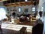 Living room at daytime
