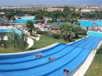 Aquapark at Torrevieja - Great fun for all the family