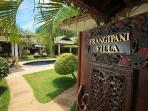 Frangipani Villa