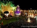 piazza Duomo (CT) durante festeggiamenti Sant'Agata