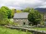 Welcome/Croeso! to Tyddyn-y-Felin amongst the hills and lakes of Snowdonia, dates back to 1592