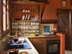 Pegasus: The kitchen