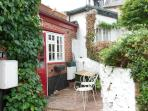 Exeter Cottage - Patio