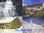 Les Andreys, chambres d' hôtes, la résidence