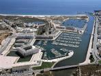 Lagos Marina (aereal view)