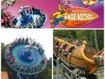 Ange Michel Amusement park - 20 Mins