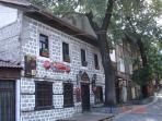One of many traditional Mehanas/tavernas