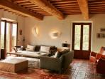 Luxury Casa Padrone: Sitting room