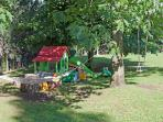 The Children Play Area