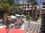 Villamartin Square - great restaurants and bars. Brilliant nightlife. Peaceful during the day.