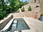 Luxury Casa Padrone: Jacuzzi