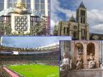 Saint Denis : sa basilique, son stade, son histoire... kingdom necropolis, Stadium, History