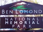 Ben Lomond National Park