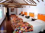 Dormitorio5. Dormitorio cuádruple