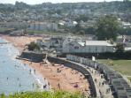 Goodrington beaches