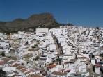 Quirky white village of Alora