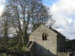 Old Hawskhead Court House, Beatrix Potter's Hilltop, Ruskin's house and many others all  c