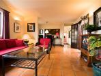 Casa Luna lounge view