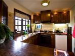 Casa Luna kitchen view