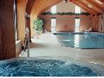 Leisure Centre with Jacuzzi and Sauna