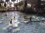 Therapeutic, Mineral Hot Water Cleopetra Pools, Pamukkale