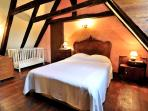Le Castellou Gite - Double bedroom