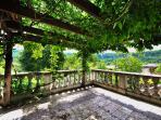 Le Castellou Gite - Terrace
