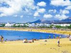 Los Pocillos beach