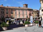 Moncalvo is Italy's smallest city!