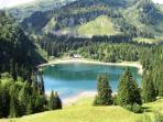 Lac Chavonne.