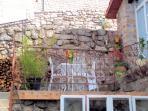 La terrasse du Grand Studio