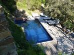 La piscine suspendue