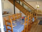 Another view of the dining area