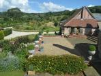 Falstaff luxury 5 star cottage with hot tub, in 10 acres of private grounds