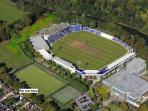 Swalec Stadium Cricket Grounds - to the rear of the Maisonette, 5 minute walk