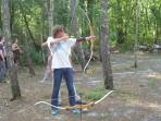 Archery and Shooting located within 1km