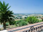 Vista panoramica dal balcone Gambo Verde
